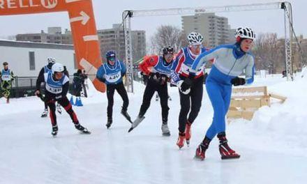 Il nuovo winter triathlon ai Master Games Quebec