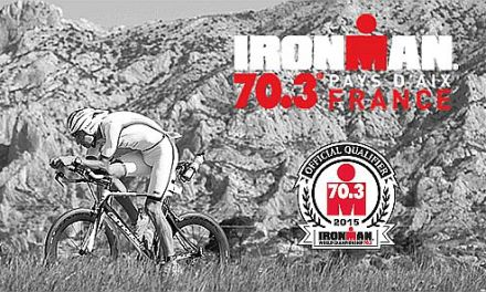 Ironman 70.3 Pays d'Aix, solo 150 pettorali disponibili