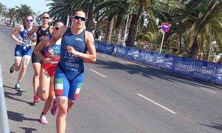 Azzurri in evidenza in Coppa Europa al Melilla Triathlon