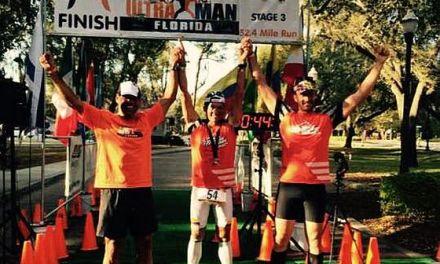 Max Pizziol, triathlon made in Florida!