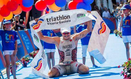 L'incredibile atmosfera del Triathlon Vitoria