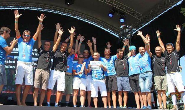 Flipper Triathlon Ascoli, eravamo 4 amici all'Ironman…