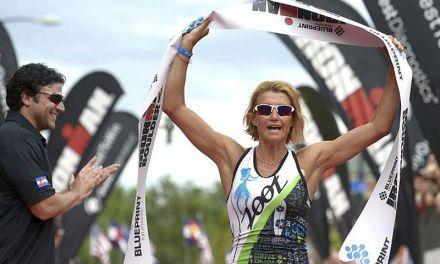 Francesca Tibaldi vince l'Ironman Boulder!