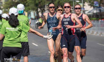 A Rio, Gwen Jorgensen e Javier Gomez pregustano l'oro olimpico