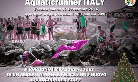 Aquaticrunner Italy fissa la data e apre le iscrizioni