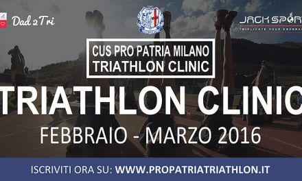 Triathlon Clinic, migliora la tua tecnica