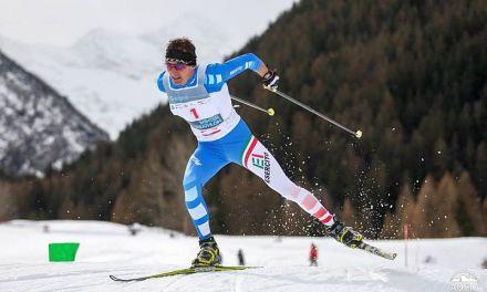 Chiara Novelli e Daniel Antonioli campioni italiani di winter triathlon