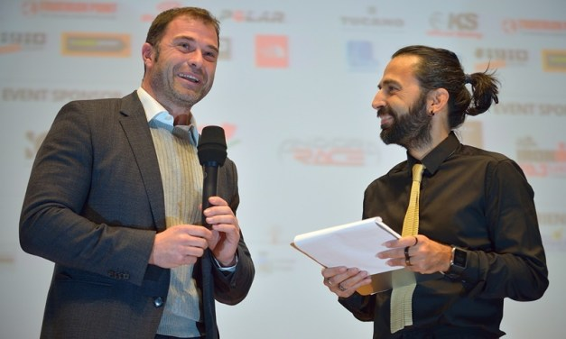 Antonio Rossi al Gala del Triathlon 2018