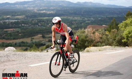 All'Ironman 70.3 Pays d'Aix 84 #ITAFinisher
