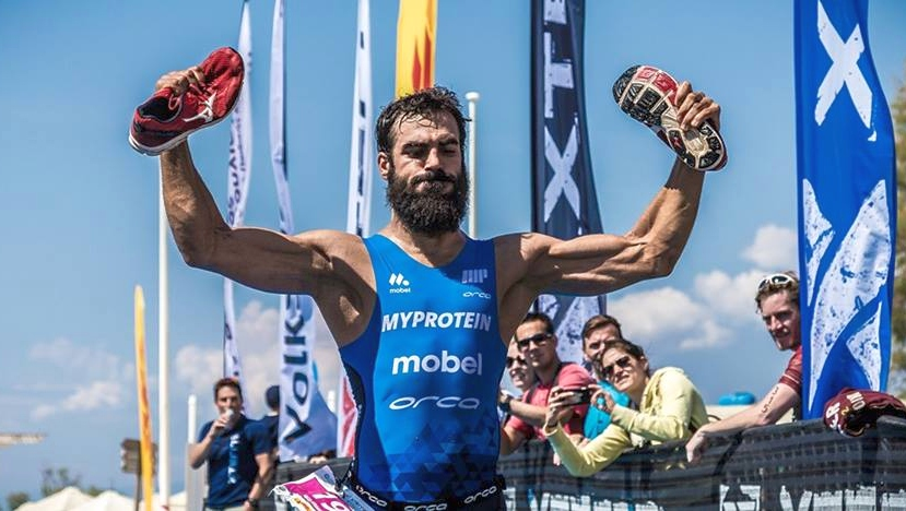 Roger Serrano si impone all'XTERRA Greece 2016