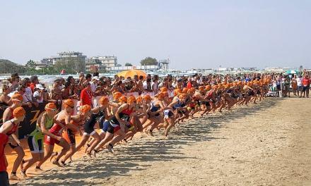 Al via il Triathlon Cesenatico 2017, le starting list