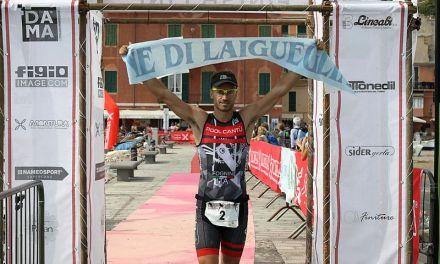 Prima da applausi per il Laigueglia Cross Triathlon