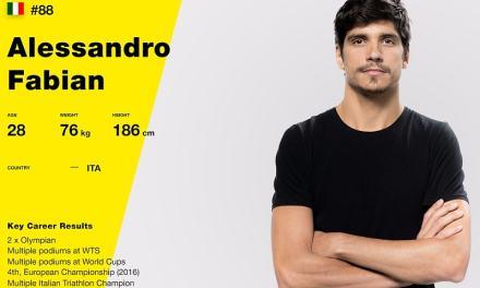 Alessandro Fabian nella Super League Triathlon!