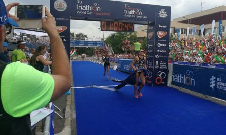 2017 Tiszaujvaros ITU Triathlon World Cup: vince Renee Tolmin