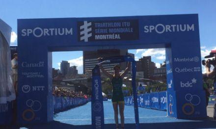 """ITU World Triathlon Montreal: la """"prima"""" di Gentle"""