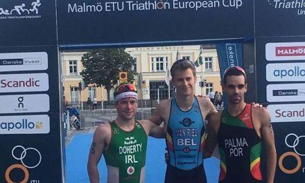 Malmo ETU Sprint Triathlon European Cup: primo Van Riel