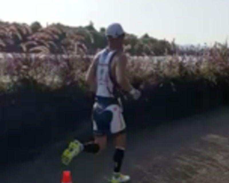 LIVE – Ironman 70.3 Vichy: i 21.1K run cominciano con Boecherer e Van Lierde. Tra le donne, Schaerer
