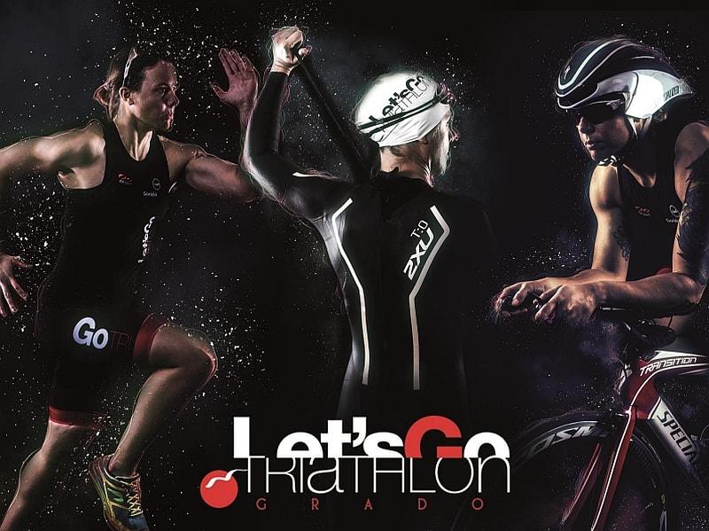 Lista partenti Let's Go Triathlon Grado 2017