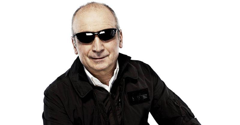 """Aldo Rock Calandro al traguardo della """"gara perfetta"""""""