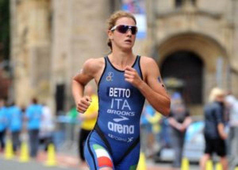 Alice Betto è l'unica azzurra Elite in gara all'ITU World Triathlon Series Grand Final 2017 a Rotterdam (Foto©ITU Media / Janos Schimidt)