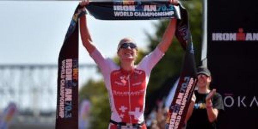 One Woman Show: Daniela Ryf vince l'Ironman 70.3 World Championship 2017, a Chattalooga (Foto ©Donald Miralle)