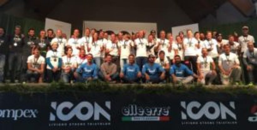 Tutti i finisher dell'ICON Livigno Xtreme Triathlon 2017