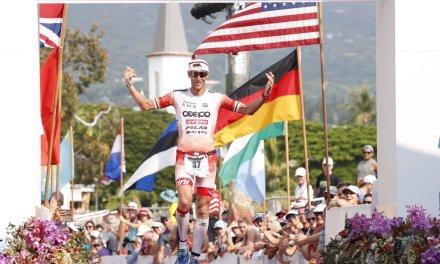 Alessandro Degasperi, l'esordio stagionale domenica 18 marzo all'Ironman 70.3 Taiwan