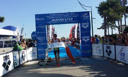 Il video dei Campionati Italiani di triathlon sprint