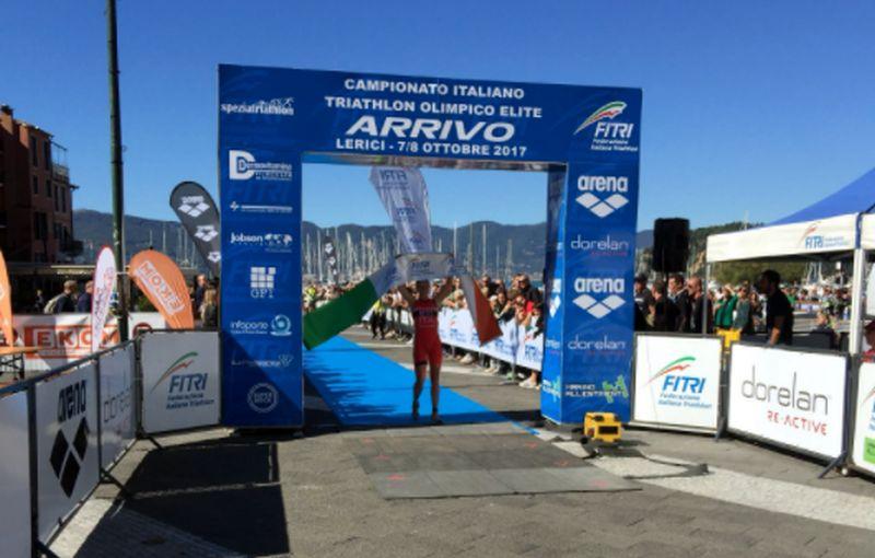 LIVE – Alice Betto è la nuova campionessa italiana di triathlon olimpico