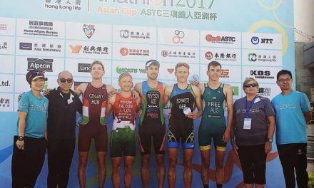 2017-10-21 Hong Kong ASTC Sprint Triathlon Asian Cup