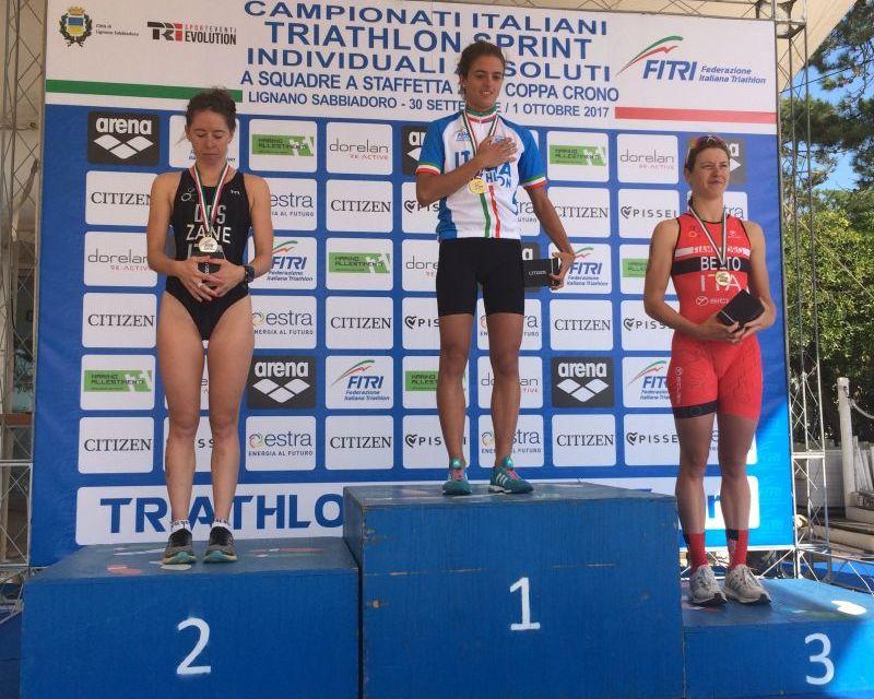 Tricolori Triathlon 2017: la due giorni a Lignano Sabbiadoro