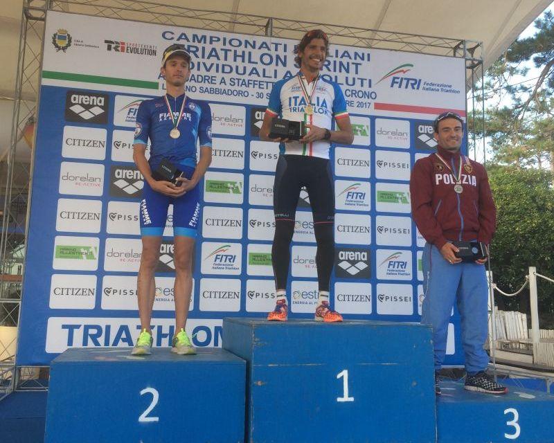 2017-09-30 Campionati Italiani di triathlon sprint