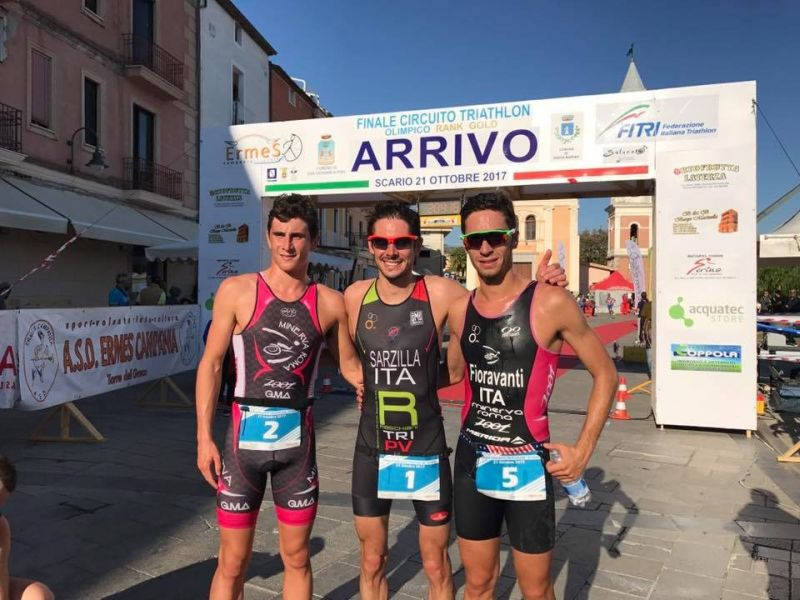 2017-10-21 Triathlon di Scario