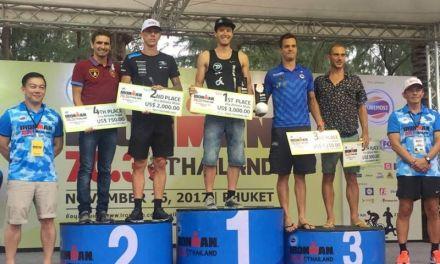 2017-11-26 Ironman 70.3 Thailand