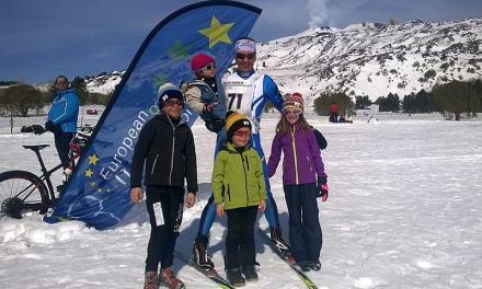 Dominio russo sull'Etna negli Europei di Winter Triathlon