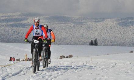 Cronaca di una giornata perfetta: gli Italiani di winter triathlon 2018