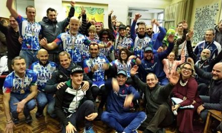 Tutti i campioni italiani di paraduathlon 2018