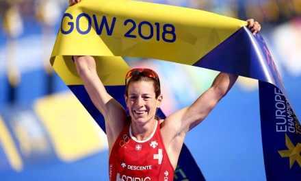 Leggendaria Nicola Spirig, a Glasgow si laurea campionessa d'Europa per la sesta volta!