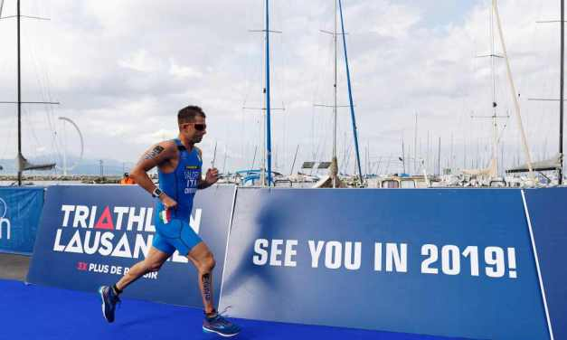 2018-08-18 Lausanne ITU Paratriathlon World Cup