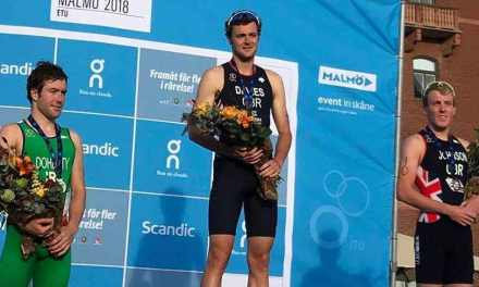 2018-08-04 Malmoe ETU Sprint Triathlon European Cup
