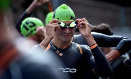 Alessandro Fabian al via della CoppaMondo di triathlon in Corea del Sud. Le sue sensazioni