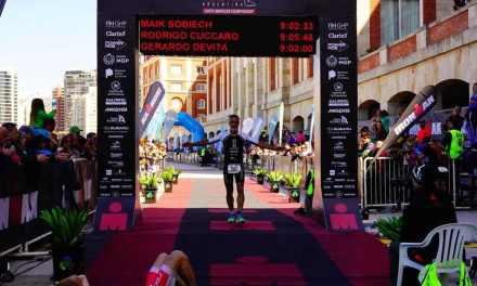 Laurent Jalabert è primo di categoria all'Ironman Mar del Plata e vola a Kona 2019
