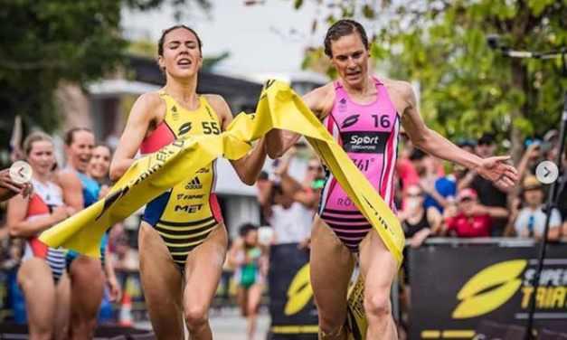 La Super League Triathlon va (anche) oltre le aspettative: la finale è puro spettacolo! Vincono l'edizione 2018-2019 Katie Zaferes e Vincent Luis