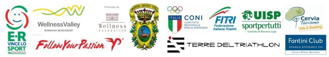 Triathlon Show, con il Patrocinio e in collaborazione con: