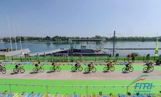 All'Idroscalo di Milano la tre giorni di grande triathlon
