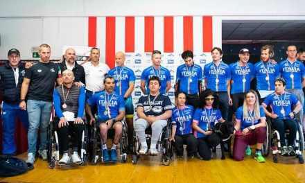2019-03-31 Campionati Italiani di Paraduathlon