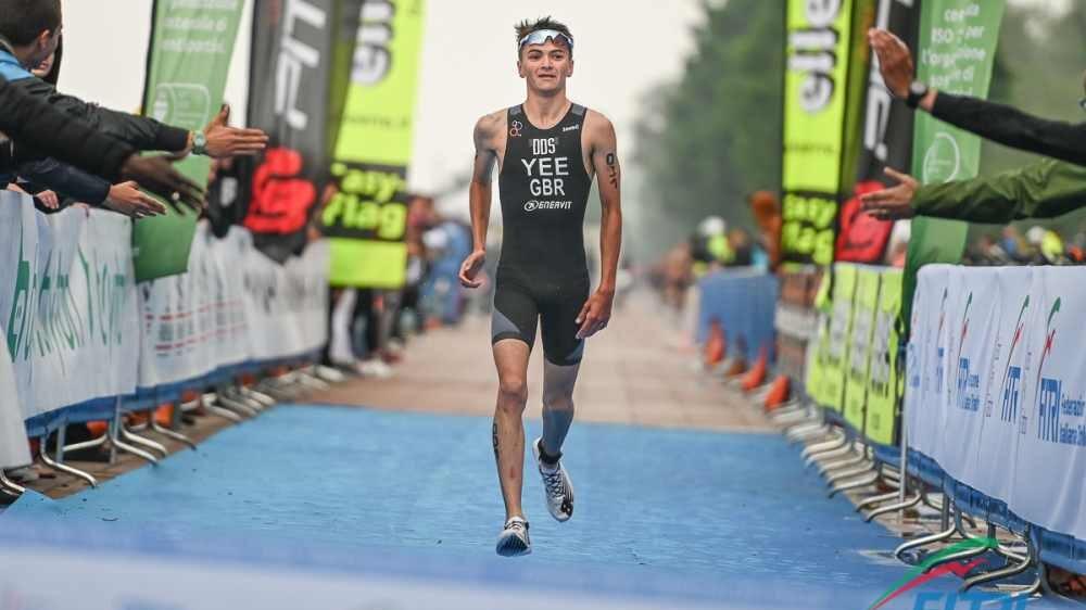 Il britannico Alex Yee corre i 5.000M della Diamond League sotto i 13:30