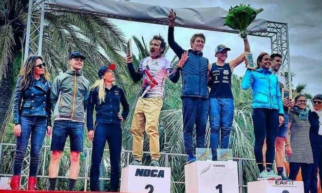 2019-04-21 Cannes International Triathlon