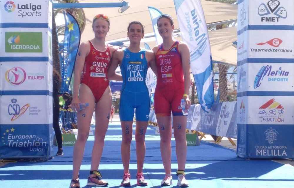 2019-04-07 Melilla ETU Triathlon Junior European Cup