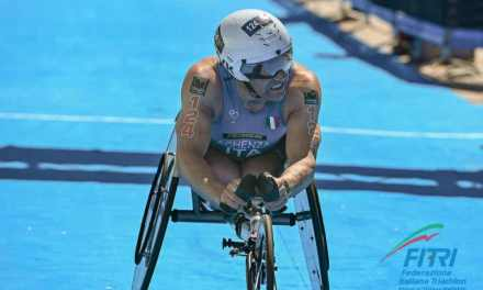 2019-04-27 Milan ITU World Paratriathlon Series